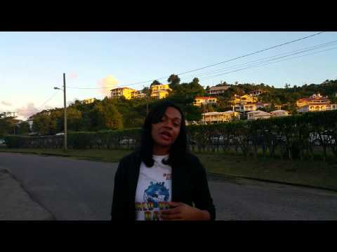 ST. LUCIA, CARIBBEAN Arrival @ WORLD VISION DAY Extension Jan.2015