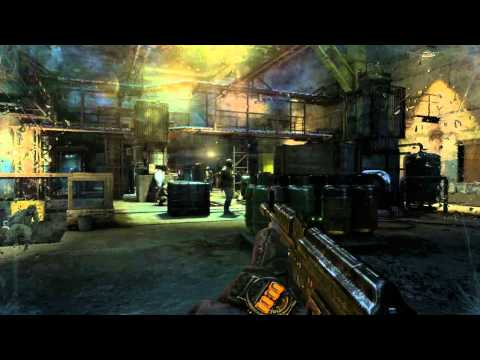 Metro: Last Light - Ranger Survival Guide - Chapter 2: Enemy Danger (Official U.K. Version)