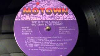Top Ten With A Bullet Motown Love Songs