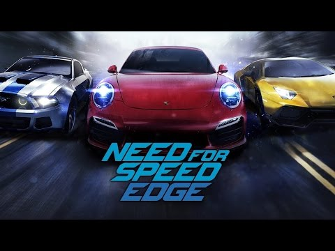 Need For Speed EDGE Official Trailer