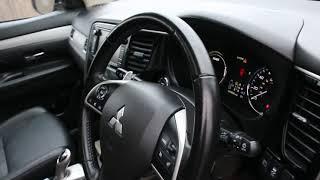 Mitsubishi Outlander 2.0 PHEV Hybrid GX4h Auto AWD 4x4  WR64 JTY