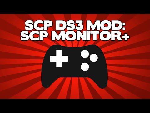 SCP DS3 Mod: SCPMonitor+