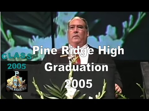 Pine Ridge High School Class of 2005 Graduation Names G-Z (Part 3)