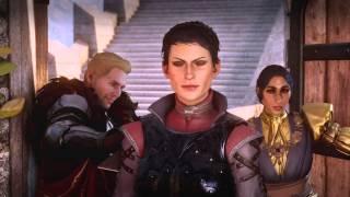 Dragon Age™: Inquisition-Iron Bull Romance-Kadan-female Qunari,