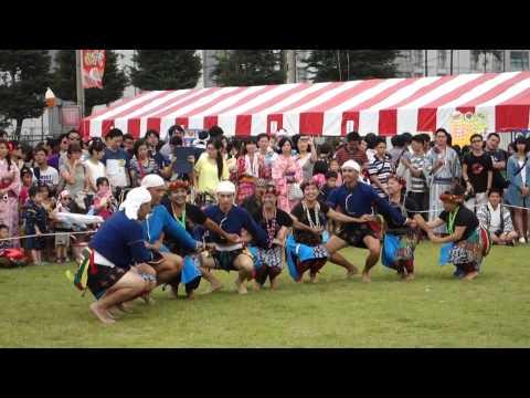 20140830 台中日僑學校 夏祭 原鄉文化藝術團 1