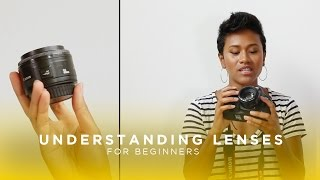 Understanding Lenses for Beginners | TECH TALK