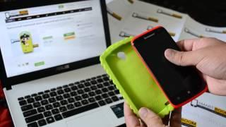 Как сделать бампер своими руками для телефона