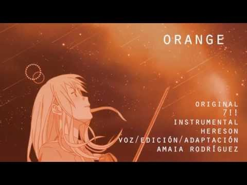 Seven Oops - Orange Español