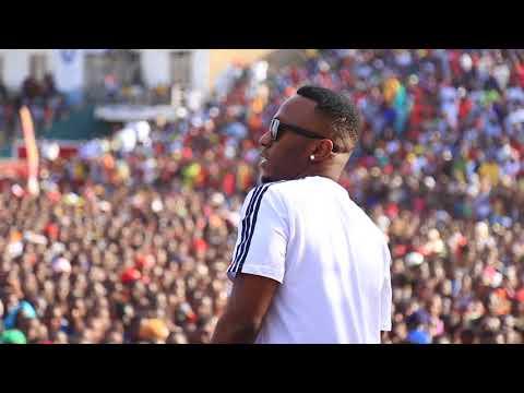 Rich Mavoko live performance at ccm kirumba mwanza(komaa concert)