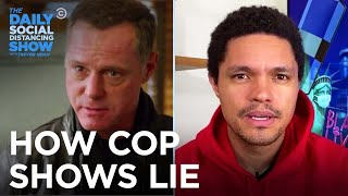 Copaganda - How Cop Shows Lie to You | The Daily Social Distancing Show