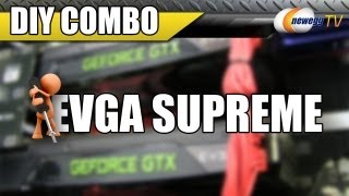 Newegg TV_ Combo DIY Build - SupremeCombo with EVGA SuperNOVA 1500W Power Supply