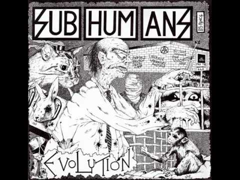 Subhumans - Not Me
