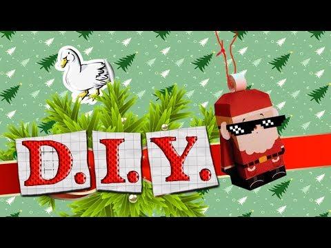 El mejor adorno de navidad DIY