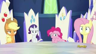 Mane 6 want Rainbow Dash to stop pranking