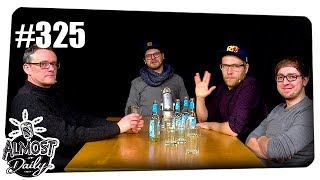 Was darf Comedy? mit Ralf Kabelka | Almost Daily  #325