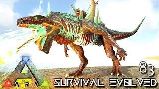 ARK: SURVIVAL EVOLVED - GODZILLA TAMING KAIJU GODZILLARK E83 !!! ( ARK EXTINCTION CORE MODDED )