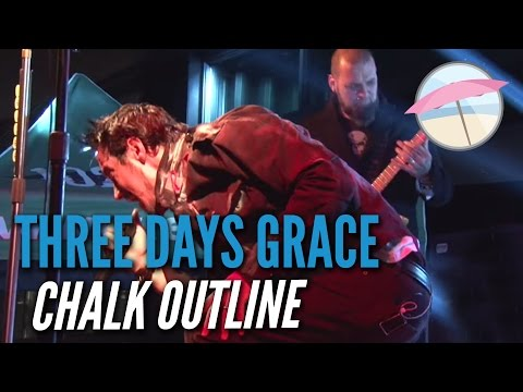 Three Days Grace - Chalk Outline (Live @ The Edge)