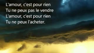 Tình Cho Không Biếu Không (L'amour c'est pour rien) - Elvis Phuong