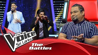 The Battles: Sanjana Dissanayake V Sithum Deshan | Me Diganthaye The Voice Sri Lanka