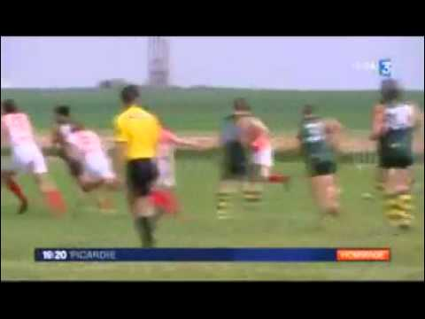 ANZAC 2011 Equipe de france Football Australien