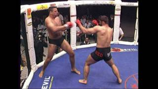 Amar Suloev vs Pedro Otavio, M-1 MFC Russia VS The world 1, 2001