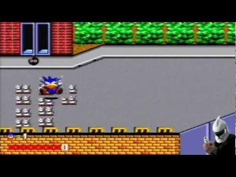 Review de merde #602 : Dynamite Düx [Master System]