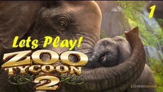 Lets Play: Zoo Tycoon 2! #1 [CLOSED]