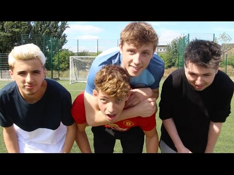 FIFA 17 YOUTUBER FOOTBALL CHALLENGES !!!