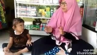 Bibi vs keponakan