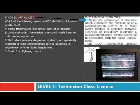 Amateur Radio (HAM) Technician Class Training - Part 1   By AF5DN