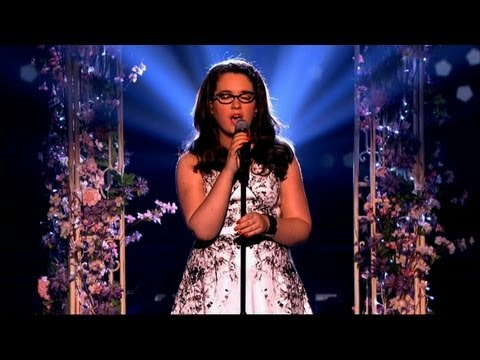 The Voice UK 2013 | Andrea Begley sings 'Angel' - The Live Final - BBC One