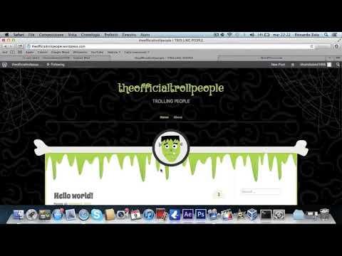 Come Creare Un Sito Web Gratuito Con Wordpress.com