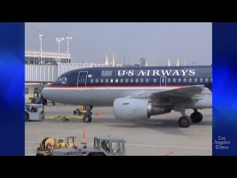 Headline: DOJ keeps US Airways-American Airlines merger from taking off