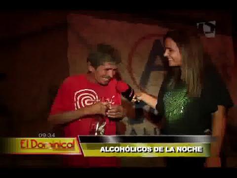 Alcohólicos de la noche: dramáticas historias de adicción en las calles