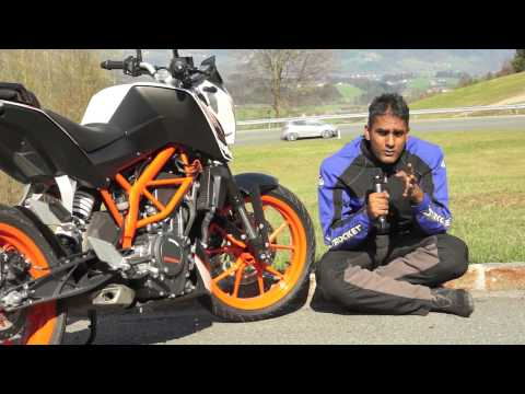 Exclusive: KTM 390 Duke first ride