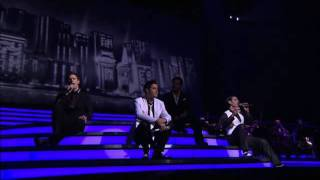 Watch Il Divo Unchained Melody Senza Catene video