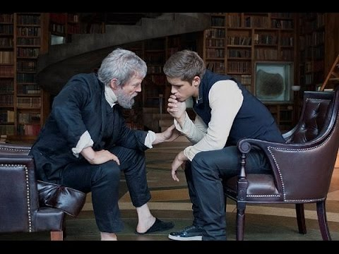 The Giver (Starring Jeff Bridges and Meryl Streep) Movie Review