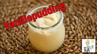 Vanillepudding im Thermomix
