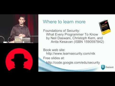 Black Hat USA 2010: A Novel Apache Module for Containing web-based Malware Infections 5/5