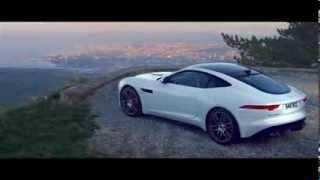 2014 NEW Jaguar F-TYPE Coupe – Launch Film
