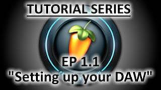 Fruity Loops Studio Tutorial Series (FLST)