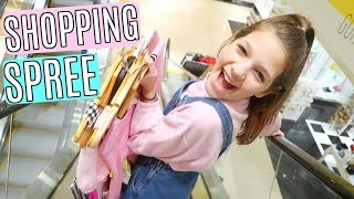 Huge shopping spree! Spending Birthday Money and Cutting My Hair