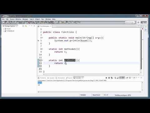 Programmer En Java (débutant) - 71 - Bon à Savoir video