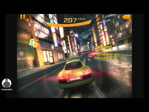 Juegos Moviles   Asphalt 8 Aribone juego gratis !