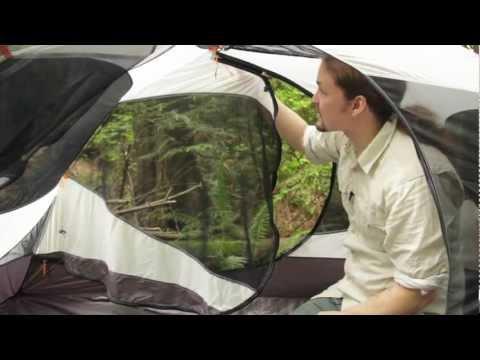 Tent Zipper Repair