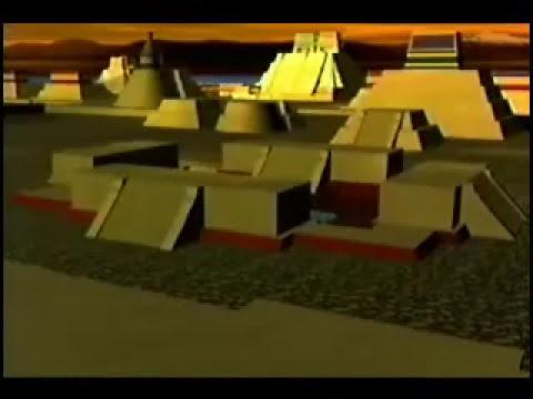 El Recinto Sagrado de México Tenochtitlan