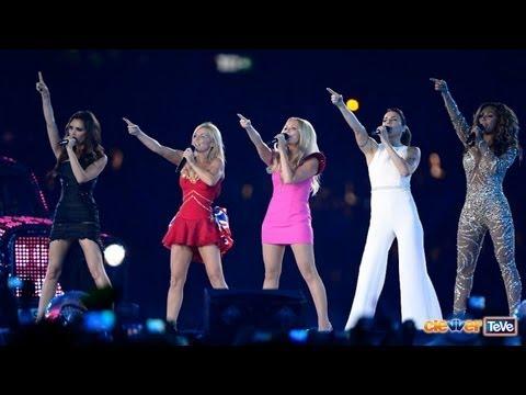 ¡Spice Girls y One Direction Olimpiadas 2012 El Gran Final!