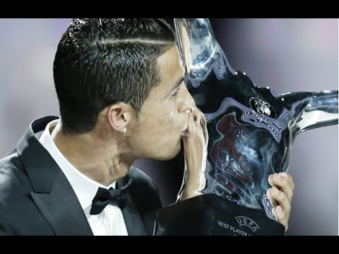Cristiano Ronaldo Winner Uefa Best Player in Europe 2014 2015 ● CR7 Amazing Player