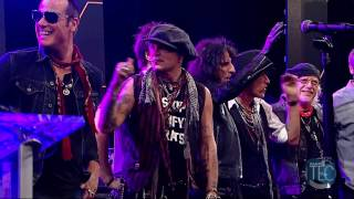 "2017 TEC Awards ""Train"" by Joe Perry and the Hollywood Vampires"