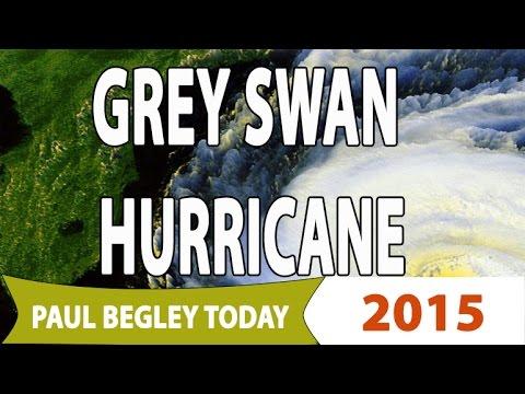 Paul Begley Today - Tampa Florida 'Grey Swan Hurricane' Coming!!
